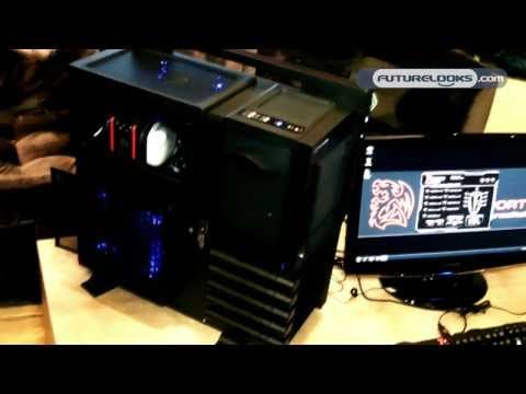 CES 2011 Video Coverage - Thermaltake Shows Off the New Level 10 GT Chassis, PSUs, and TT eSports Peripherals