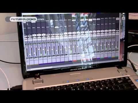 IDF 2010 Video Coverage - Live Demo of INTEL Light Peak (Thunderbolt) Potential for Mobile Workstation Workflows