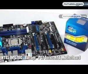 "Video - Futurelooks' Overview of INTEL's DH67BL ""Bear Lake"" and DP67BG ""Burrage"" Sandy Bridge Boards"