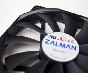 Video Review - ZALMAN ZM-F4 135mm Ultra Quiet Cooling Fan