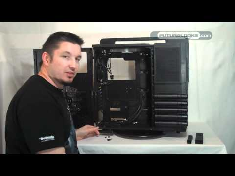 Video - Futurelooks Previews the Thermaltake Level 10 GT Chassis