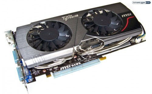 MSI N560GTX-Ti nVidia GTX 560 Ti HAWK Edition Video Card Review