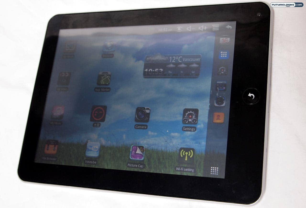 outlet store sale special section buy popular The Tao of the Cheap Chinese Tablet - MID M80003W Series ...