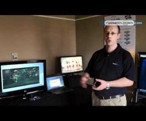 COMPUTEX 2011 Video Coverage - DisplayLink Unveils New USB 2.0 and 3.0 Graphics Solutions