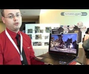 COMPUTEX 2011 Video Coverage - GIGABYTE Unveils New BookTop S1080 Tablet, M2342 Docking and P2532 Media Notebooks