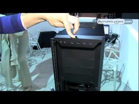 COMPUTEX 2011 Video Coverage - ANTEC Unveils The New P280 Performance Computing Enclosure and Power Supplies Get Updated