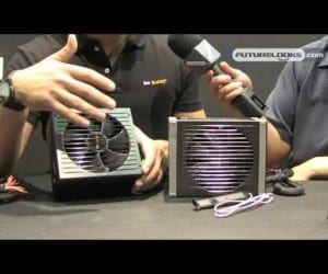 COMPUTEX 2011 Video Coverage - be quiet! Launches New Power Supplies, Fans and CPU Coolers