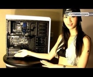 COMPUTEX 2011 Video Coverage - CORSAIR Unveils New 400R and 500R Value Cases, Vengeance Low-Profile Memory Kits, Force GT SSDs and More!