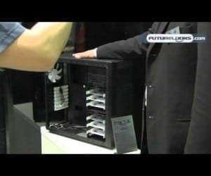 COMPUTEX 2011 Video Coverage - Fractal Design Reveals New Core and Arc Series Cases Plus More!