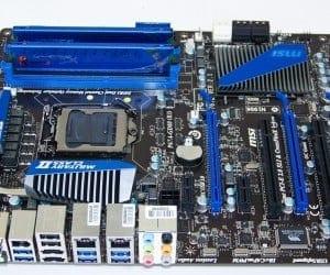 MSI P67A-GD80 LGA1155 Sandy Bridge ATX Motherboard Reviewed
