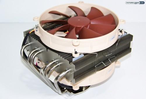 Noctua NH-C14 CPU Cooler Review