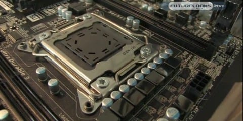 "Video - Futurelooks Unboxes the ASROCK P67 Pro3 LGA1155 ""Sandy Bridge"" Motherboard"