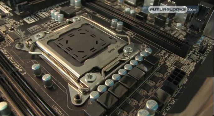 COMPUTEX 2011 Video Coverage - GIGABYTE Unveils Cheaper G1-Killer, mSATA Ready INTEL Z68 boards, and a Sneak Peek at the INTEL X79 LGA2011 Prototype