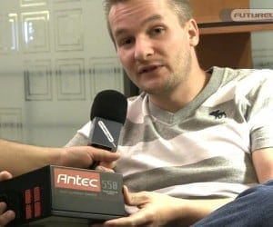 Video - An Interview With Antec's New Power Supply Boss: Christoph Katzer