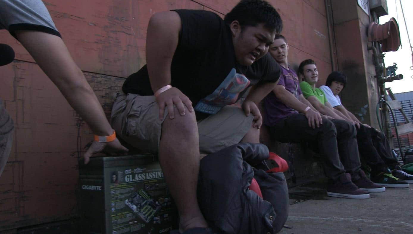 LANcouver 2011 - Futurelooks Presents the GIGABYTE G1-Killer Endurance Challenge (Video Coverage)