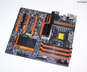GIGABYTE X58A-OC LGA1366 ATX Extreme Overclocking Motherboard Review