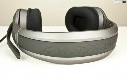 Video Review - Cooler Master CM Storm Sirus 5.1 Channel Gaming Headset