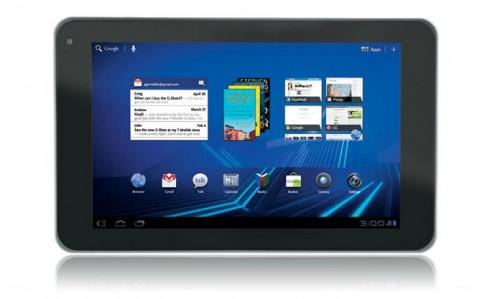 Video - Futurelooks Unboxes the LG Optimus Pad G-Slate 3D Tablet (V905R)