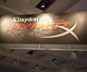 PAX 2011 (PAX Prime) Seattle (Video) - Kingston Technology Shows Fans Their Highly Anticipated HyperX SSDs!