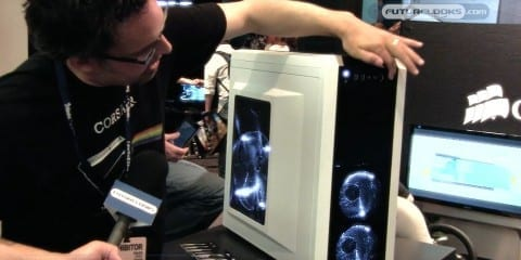 COMPUTEX 2011 Video Coverage - NZXT's Pink Phantom is Real Plus the Return of the Tempest and More!