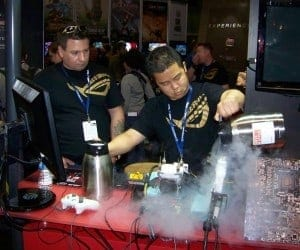 PAX 2011 (PAX Prime) Seattle - ASUS Shows ROG Gaming on LN2, Massive MARS II GTX 580, and More! (Video)