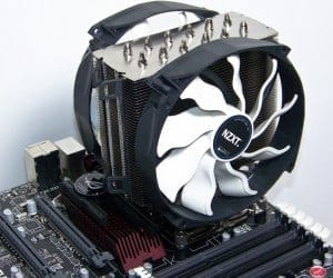 Futurelooks Unboxes the NZXT Havik 140 CPU Cooler (Video)