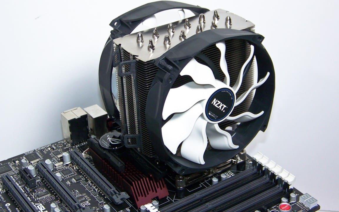 Futurelooks Unboxes the NZXT Havik 140 CPU Cooler (Video)