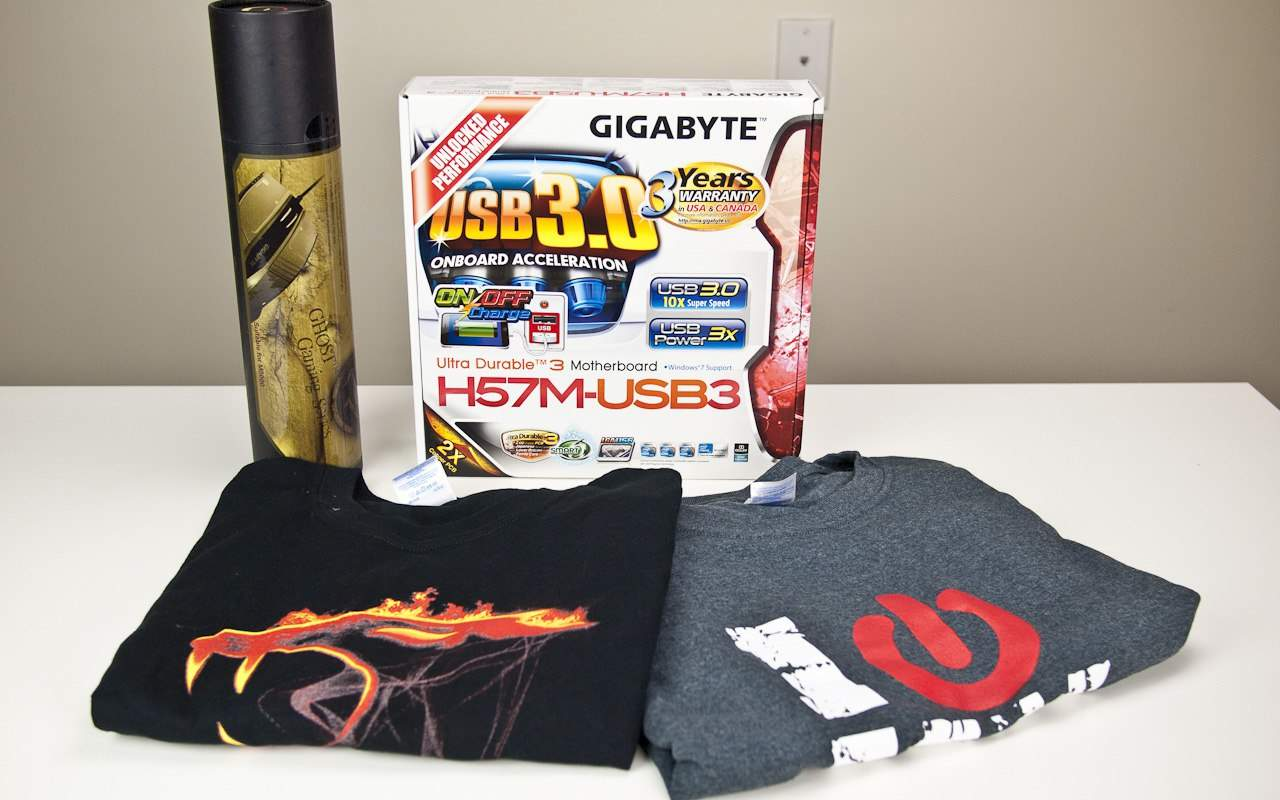 CLOSED - The Virtual PAX Prime 2011 Schwag Giveaway Part Five – GIGABYTE Edition