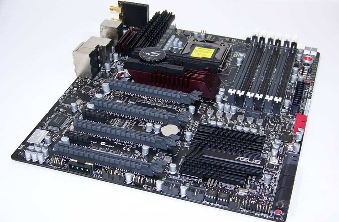 ASUS Rampage III Extreme Black Edition X58 LGA1366 ATX