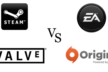 EA's Origin Vs. Valve's Steam - A Comparison of Two PC Game Distribution Platforms