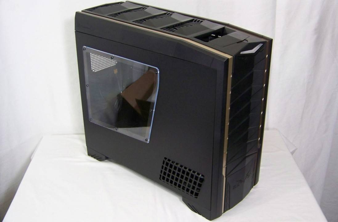 Silverstone Raven 3 (RV03) Full Tower Computer Chassis & Strider Gold 850 Watt Power Supply Combo Review