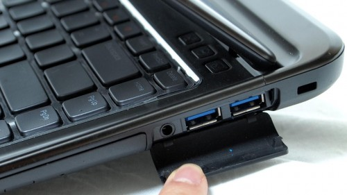 Dell Inspiron 14z Notebook PC Review