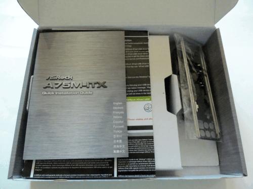 ASRock A75M-ITX FM1 Mini-ITX Motherboard Review