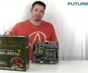 Futurelooks Unboxes the GIGABYTE G1.Killer Series Assassin 2 X79 Gaming Motherboard (Video)