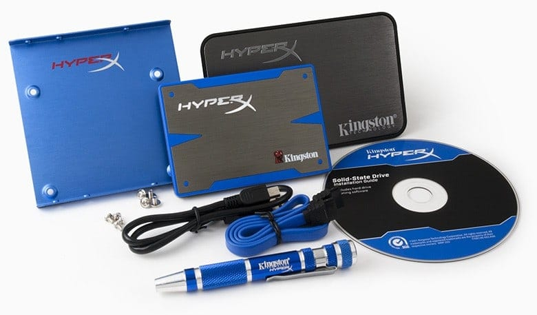 Futurelooks Evaluates RAID 0 Performance With Two Kingston HyperX 120GB SATA3 SF-2281 SSDs