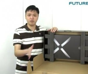 Futurelooks Unboxes the DELL XPS 15z Premium Performance Laptop (Video)