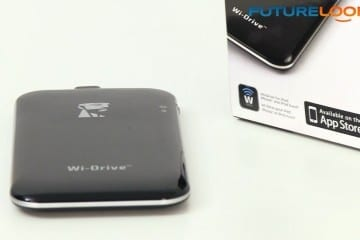 CLOSED! - Who Wants to Win a 32GB Kingston Wi-Drive for their Apple iOS or Android Device? (Video)