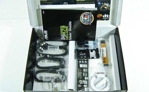 ASUS P9X79 Deluxe Sandy Bridge-E LGA2011 ATX Motherboard Review