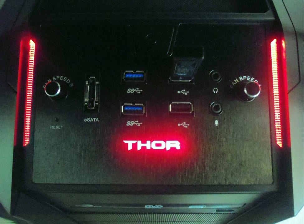 Rosewill Thor V2 Full Tower Computer Case Review