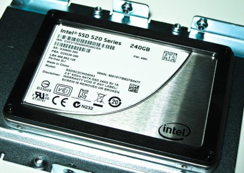 Intel SSD 520 Series 240GB Retail Solid State Drive Bundle Review