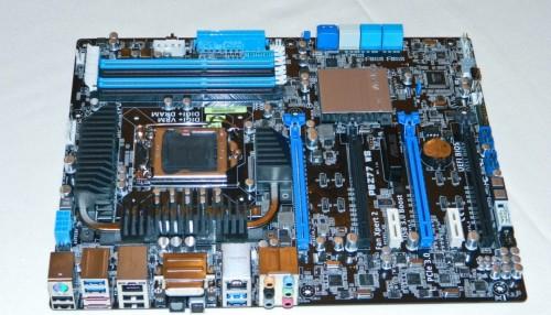 Futurelooks Previews the NEW ASUS Z77 LGA1155 Motherboard Series