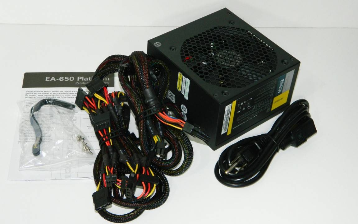 Antec Earthwatts 650 Platinum And High Current Pro Hcp 1000 Power Supply Supplies Reviewed