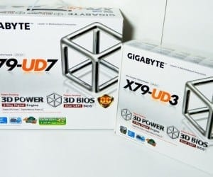 GIGABYTE's GA-X79-UD3 and GA-X79-UD7 (OC) LGA2011 ATX Sandy Bridge-E Motherboards Reviewed