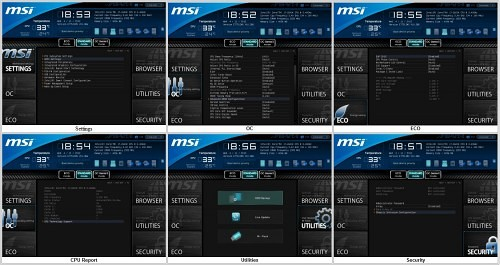 MSI Z77A-GD65 ATX Motherboard Review With Sandy Bridge
