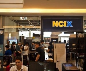The 1st Annual NCIX Tech Fair - It's a New PC Renaissance In Western Canada!