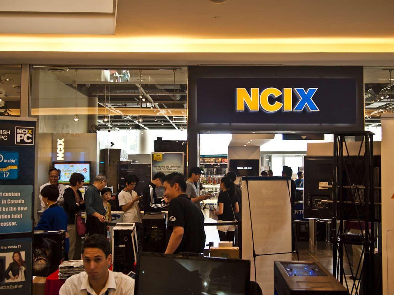 The 1st Annual NCIX Tech Fair - It's a New PC Renaissance In Western Canada!