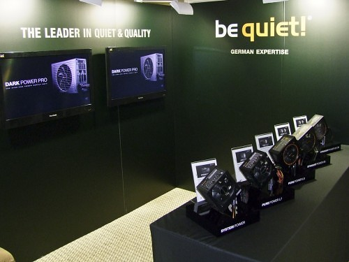 COMPUTEX 2012 Coverage Featuring Antec, be quiet! and Rosewill (Video)
