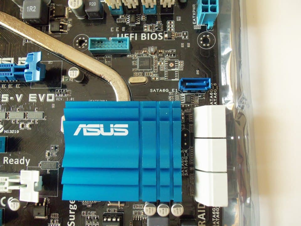 ASUS F1 A75-V EVO FM1 ATX Motherboard Review