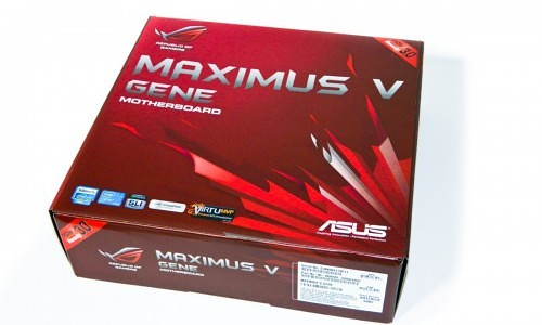 ASUS ROG Maximus V GENE Micro-ATX Motherboard Review