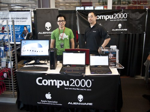 Futurelooks Goes Back to School at the 2012 BCIT Tech Days